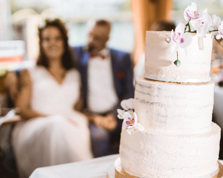 Hochzeitstorte Hochzeitsmusik