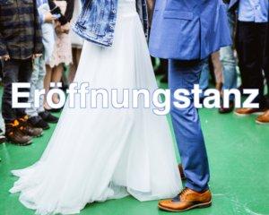 Eröffnungstanz Hochzeit